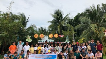 "MENON TEAMBUILDING QUÝ 3 – 2018  ""OVERCOMING CHALLENGES TO SUCCEED"""
